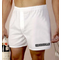 Sporty Athletic Font Groom Boxers