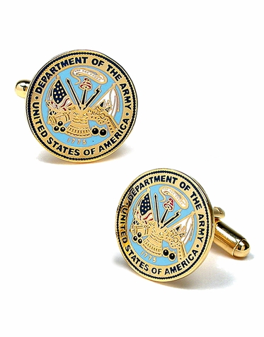 United States Army Cufflinks