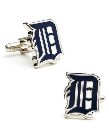 Officially Licensed Detroit Tigers Cufflinks