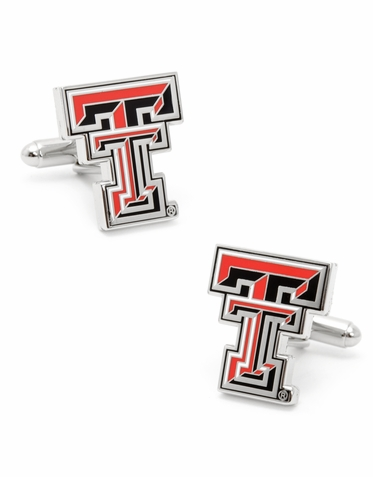 Texas Tech University Cufflinks