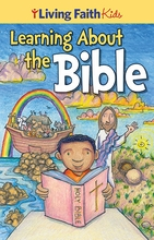 Learning About the Bible &ndash; <em>Living Faith Kids Sticker Booklet</em>