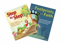 Footprints & Step by Step - buy both and save 20%!