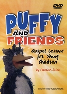Puffy and Friends: Gospel Lessons for Young Children -- 12-in1 DVD