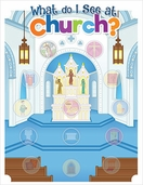 What Do I See in Church Sticker Sheets and Posters