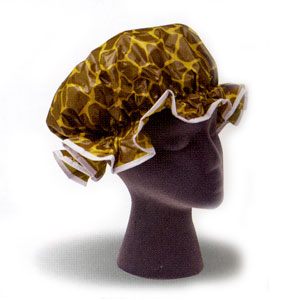 Ore Living Goods Giraffe Shower Cap