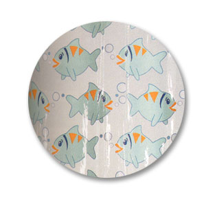 Ore Living Goods Little Fish Shower Cap