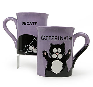 Our Name is Mud Catffeinated Coffee Mug