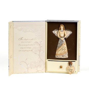 Elements Angels Guardian Angel Gift Set by Pavilion