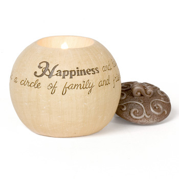 Comfort to Go Happiness Candle by Pavilion Gift