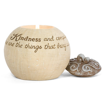 Comfort to Go Kindness Candle by Pavilion Gift
