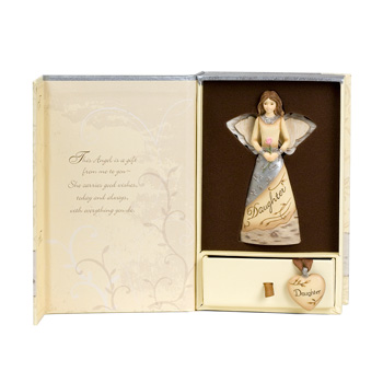 Elements Angels Daughter Gift Set by Pavilion