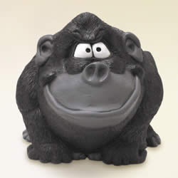 Gorilla Money Bank by Swibco