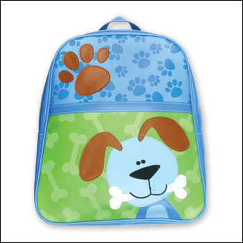 Stephen Joseph Bone Dog Go Go Backpack