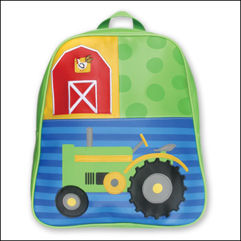 Stephen Joseph Farm Go Go Backpack