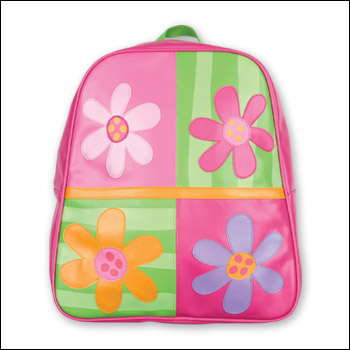 Stephen Joseph Flower Power Go Go Backpack