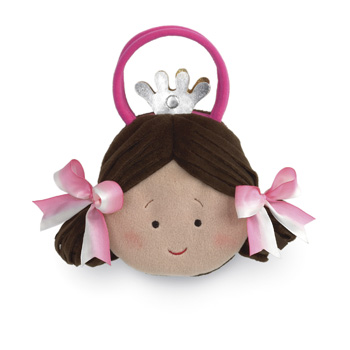 North American Bear Goody Bag Bright Pink Princess