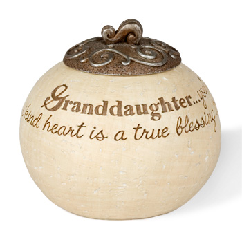Comfort to Go Granddaughter Candle by Pavilion Gift