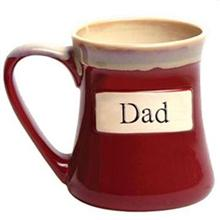 Dad Tumbleweed Classic Word Oversized Coffee Mug