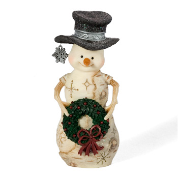 "The Birchhearts 4"" Happy Holidays Ornament by Pavilion Gift"
