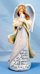 Foundations Angel Loss of Child Figurine