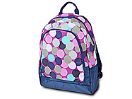 Room It Up Confetti Dot Junior Backpack