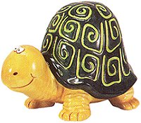 Turtle Ceramic Bank by Waxcessories