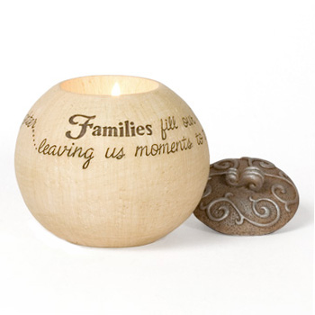 Comfort to Go Families Candle by Pavilion Gift