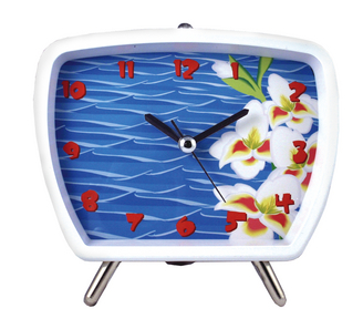 Tropical Ocean Breeze Sound Alarm Clock