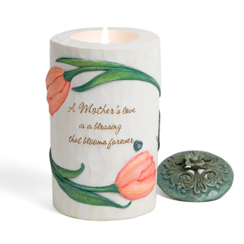Comfort In Bloom Mother Candle by Pavilion Gift