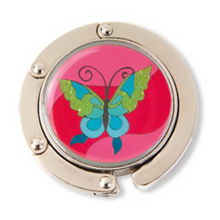 Butterfly Hang 'Em High Purse Hanger