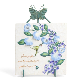 Comfort In Bloom Someone Special Plaque by Pavilion Gift