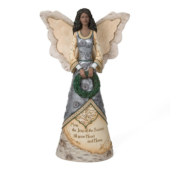Elements Joy of the Season Ebony Statue By Pavilion