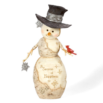 The Birchhearts Snowmen by Pavilion Gift