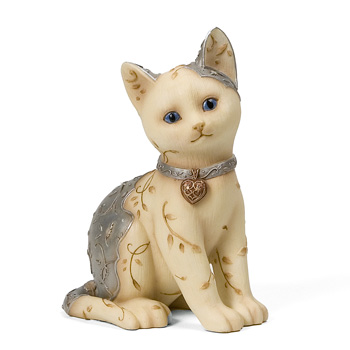 Elements Kitten Figurine by Pavilion