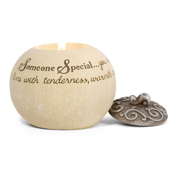 Comfort to Go Someone Special Candle by Pavilion Gift