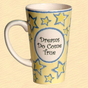 Tumbleweed Dreams Do Come True Tall Coffee Mug