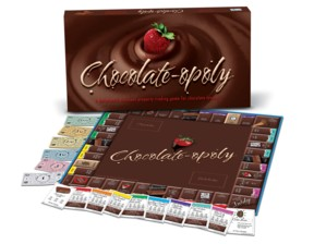 Chocolate-opoly Board Game