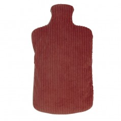 Hotties Burgundy Warming Hot Water Bottle (Grain Filled)