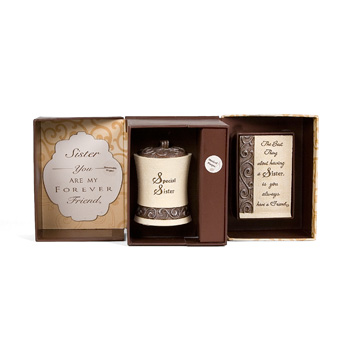 Comfort to Go Sister Gift Set by Pavilion Gift