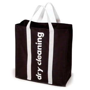 Ore Living Goods Dry Cleaning Mini Hamper Tote
