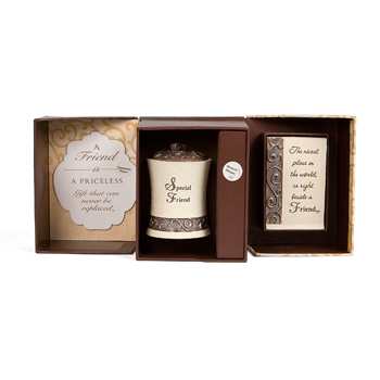 Comfort to Go Friend Gift Set by Pavilion Gift