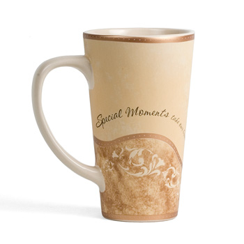 "Special Moments ""Comfort"" Latte Mug by Pavilion"
