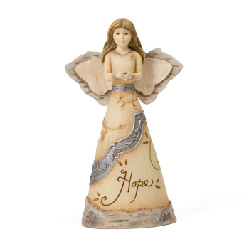 Elements Angels Hope Ornament by Pavilion