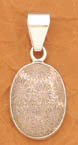 Charles Albert Fossil Coral Single Pendant - DISCONTINUED