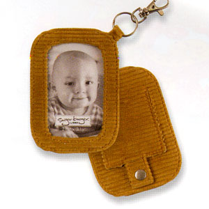Ore Nutmeg Corduroy Photo Brag Tag