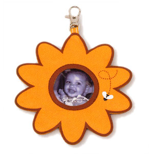 Ore Flower Photo Busy Brag Tag