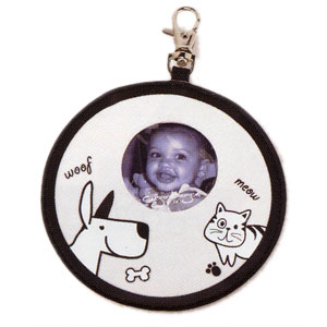 Ore Furry Friends Photo Busy Brag Tag
