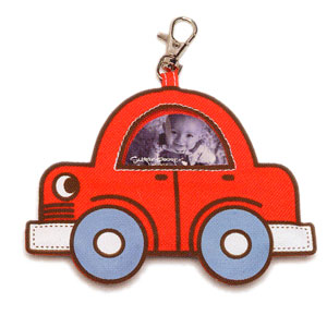 Ore Car Photo Busy Brag Tag