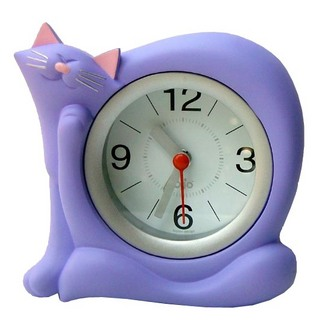 Fantasy Cat Alarm Clock