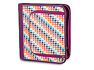Room It Up Heart Candy 3 Ring Binder